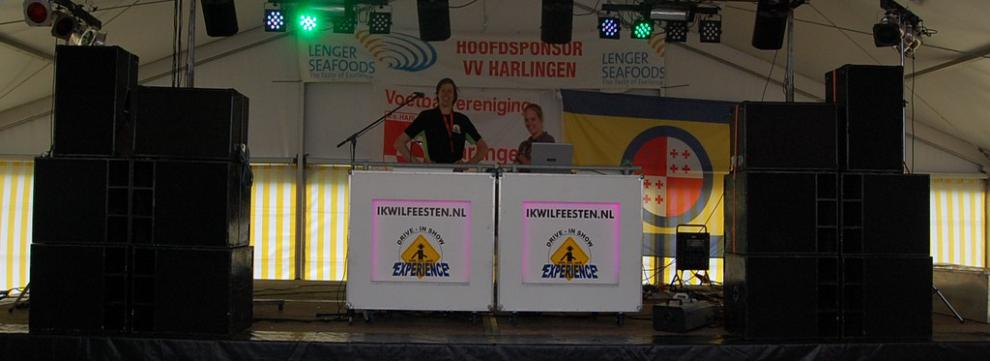 drive in show sportvereniging dj